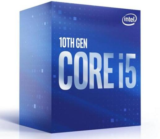 CPU INTEL Core i5-10400 2,90GHz 12MB L3 LGA1200, BX8070110400