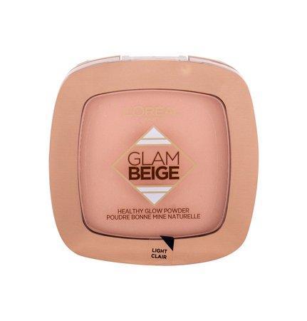 Pudr L´Oréal Paris - Glam Beige Light 9 g