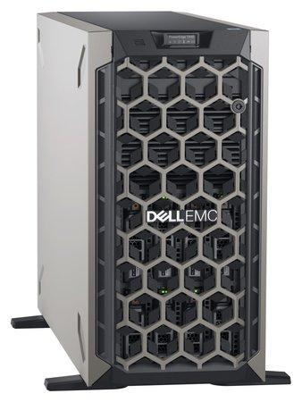 DELL PowerEdge T440/ 1x Xeon Silver 4210/ 16GB/ 2x 480GB GB SSD/ H730P/ 2 x 750W/ iDRAC 9 Enterprise/ 3Y Basic on-site, R033W