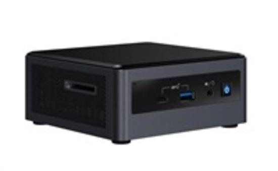 Intel NUC 10i3FNHFA - Barebone i3/4GB RAM/1TB HDD/Bluetooth 5.0/Win10Home/bez kabelu - mini PC, BXNUC10I3FNHFA