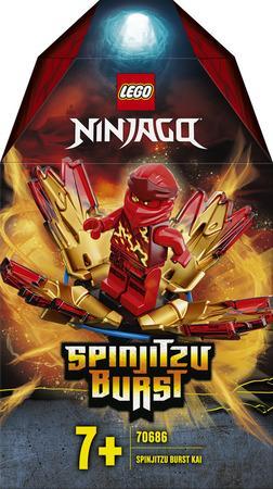 Lego Ninjago Spinjitzu úder – Kai