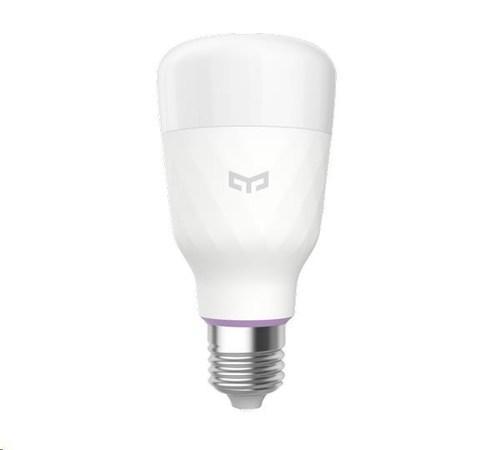 Xiaomi Yeelight LED žárovka, bílá objímka, E27, 9W, barevná