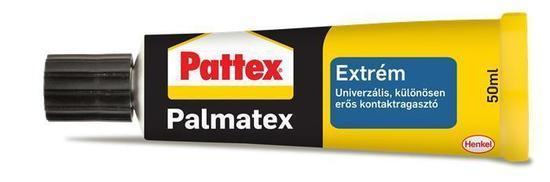 """Lepidlo """"Pattex Palmatex Extrém"""", 50 ml, univerzální, HENKEL"""