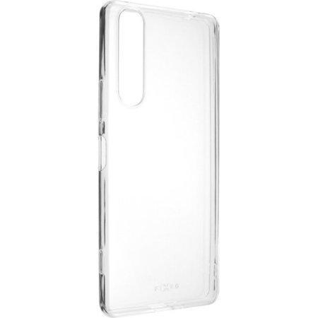 FIXED Skin ultratenké TPU pouzdro 0,6 mm Sony Xperia 1 II čiré
