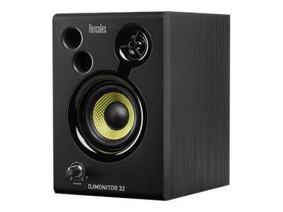 Hercules DJMonitor 32 , sada 2 aktivních DJ reproduktorů (4780885)