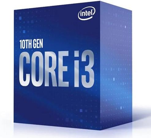 INTEL Core i3-10100 3.6GHz/4core/6MB/LGA1200/Graphics/Comet Lake, BX8070110100