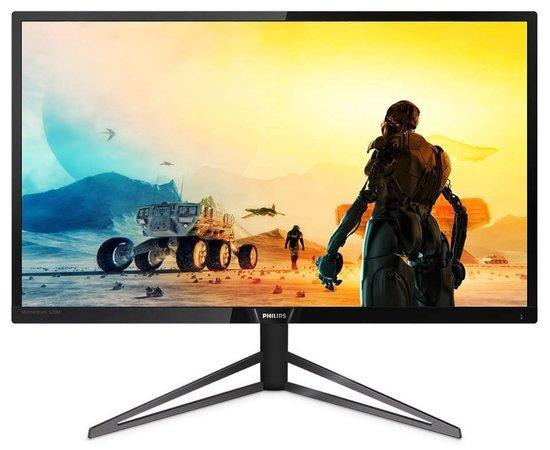 """Philips LCD 326M6VJRMB 31,5"""" 16:9 MVA/3840x2160@60Hz/80M:1/4ms/600 cd/m2/3xHDMI/DP/4xUSB 3.0/Repro, 326M6VJRMB/00"""