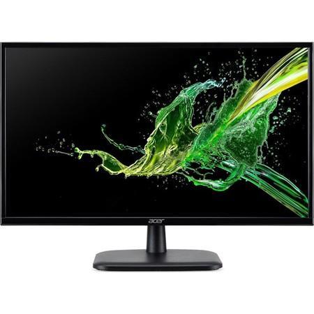"""ACER LCD EK240YAbi, 60cm (23,8"""") 1920x1080@75Hz VA LED,100M:1,250cd/m2,5ms,VGA,HDMI,VESA,černá, UM.QE0EE.A01"""