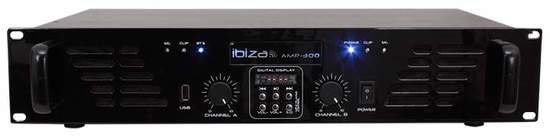 Ibiza sound AMP300USB-BT