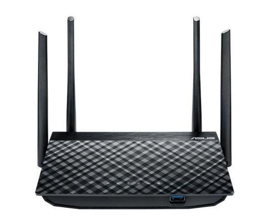 Router Asus RT-AC1300G Plus V2, 90IG0540-BO9440