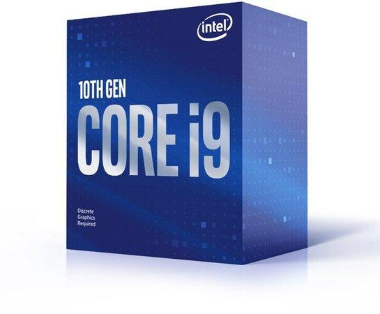 INTEL Core i9-10900F 2.8GHz/10core/20MB/LGA1200/No Graphics/Comet Lake, BX8070110900F
