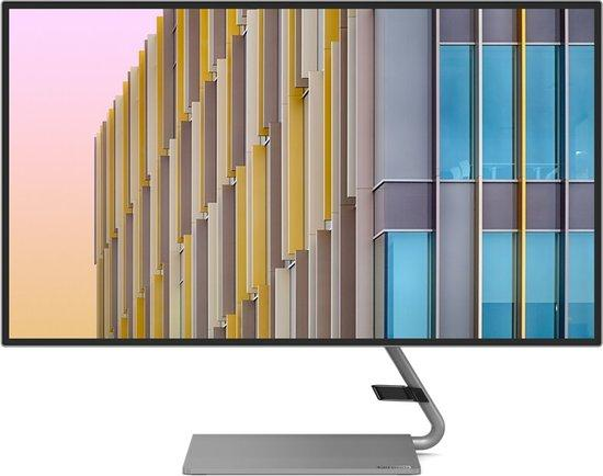 "Lenovo CONS LCD Q27h-10 27"" IPS/WLED/16:9/2560x1440/antiglare/1000:1/350nitů/HDMI+DP+USB-C/178°-178°/VESA/USB HUB/Repro, 66A7GAC2EU"