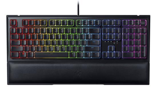 Klávesnice Razer Ornata V2, RGB, US - černá