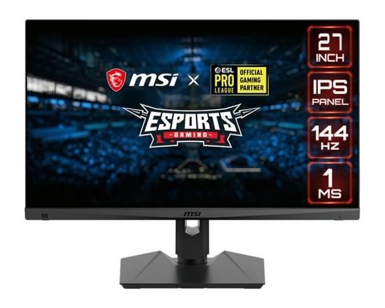 "MSI Gaming monitor Optix MAG274R, 27""/1920x1080 (FHD)/IPS LED, 144Hz/1ms/1000:1/300cd / m2/2x HDMI/DP/USB-C/USB"