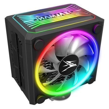 Zalman chladič CPU CNPS16X Black, CNPS16X