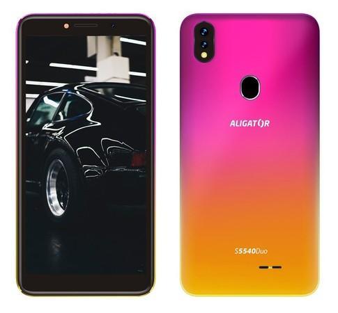 Aligator S5540 Duo 32GB Pink