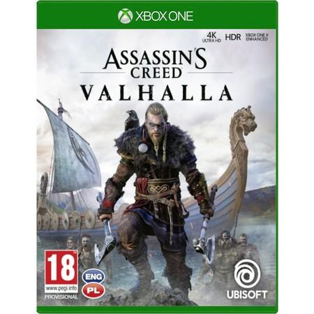Hra Ubisoft Xbox One Assassin`s Creed Valhalla