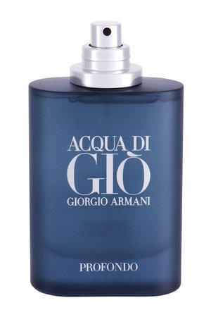 Parfémovaná voda Giorgio Armani - Acqua di Gio 75 ml TESTER