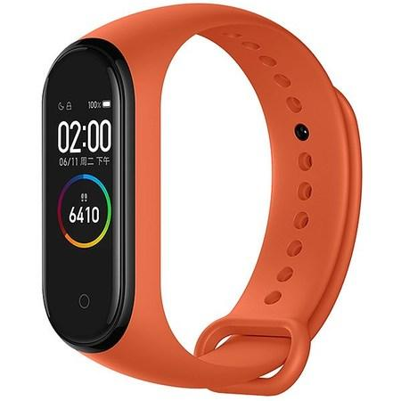 Xiaomi Original Mi Band 34 Strap Orange