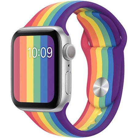 Apple Watch 44mm Pride Edition Sport Band - Regular