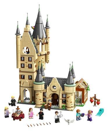 Lego Harry Potter Astronomická věž v Bradavicích