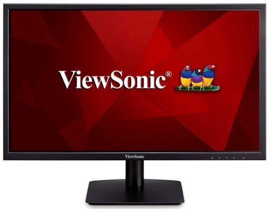 """ViewSonic VA2405-H / 24""""/ VA/ 16:9/ 1920x1080/ 75Hz/ 4ms/ 250cd/m2 / VGA/ HDMI, VA2405-H"""