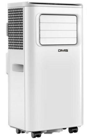 DMS Germany MK-7000 mobilní klimatizace 3v1 / ventilátor / chladič vzduchu / odvlhčovač / 2000W / 2k
