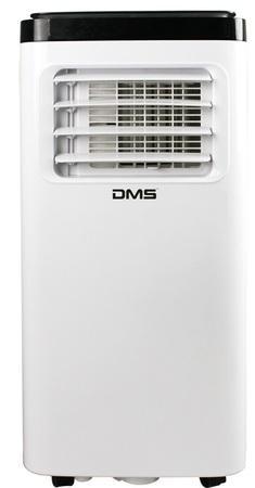 DMS Germany MKH-8000 mobilní klimatizace 4v1 / ventilátor / chladič vzduchu / odvlhčovač / topidlo /