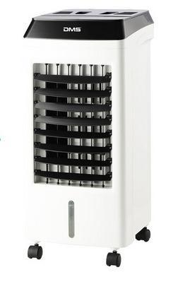 Mobilní ochlazovač 4v1 DMS Germany LK-80 / 80 W / ventilátor / vzduchový chladič / zvlhčovač vzduchu / čistička vzduchu