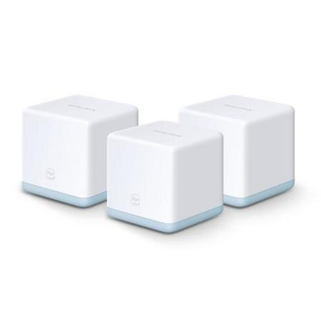 WiFi router TP-Link Halo S12(3-pack) 2x LAN/ 300Mbps 2,4GHz/ 867Mbps 5GHz