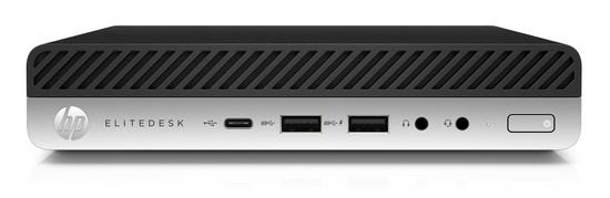 HP EliteDesk 800 G5 DM/i7-8700T/16GB/128 SSD/UHD 630/ WIN 10 IoT Enterprise, 8PF08AW#BCM