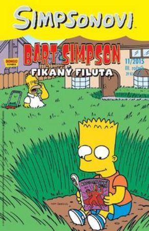 Bart Simpson Fikaný filuta - Putna Petr