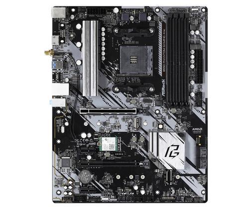 ASROCK MB B550 PHANTOM GAMING 4/AC (AM4, amd B550, 4xDDR4 4733, 4xSATA3 + M.2, 7.1, HDMI, WIFI, USB3.2, ATX), B550 PHANTOM GAMING 4/AC
