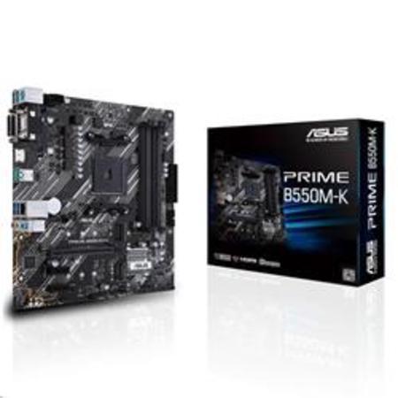 ASUS PRIME B550M-K soc.AM4 B550 DDR4 HDMI, 90MB14V0-M0EAY0