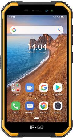 UleFone Armor X7 PRO 4GB/32GB Dual SIM oranžový