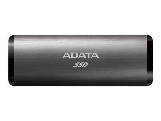 ADATA external SSD SE760 1TB titanium, ASE760-1TU32G2-CTI