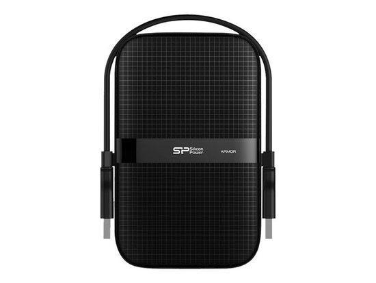 SILICON POWER External HDD Armor A60 2.5 1TB USB 3.0 IPX6, SP010TBPHDA60S3A