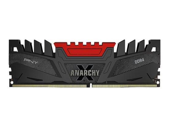 PNY XLR8 16GB Kit 2x8GB DDR4 3200MHz PC4-25600 CL16, MD16GK2D4320016AXR