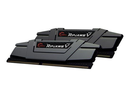 G.SKILL Ripjaws DDR4 16GB 2x8GB 3200MHz CL16 DIMM 1.35V XMP 2.0, F4-3200C16D-16GVGB