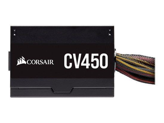 Corsair PC zdroj 450W CV450 80+ Bronze 120mm ventilátor, CP-9020209-EU