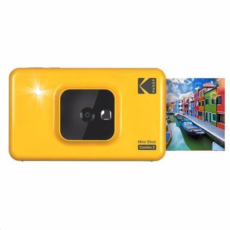 Kodak MINISHOT COMBO 2 Yellow