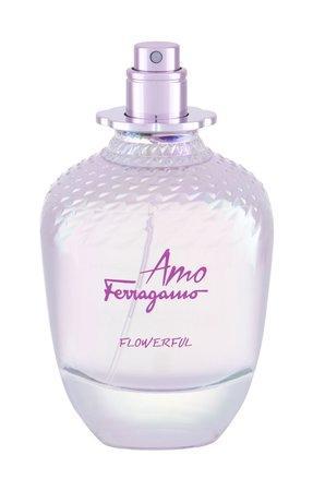 Salvatore Ferragamo Amo Ferragamo Flowerful EDT tester 100 ml