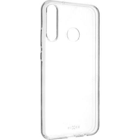 FIXED Skin ultratenké TPU pouzdro 0,6 mm Huawei P40 Lite E čiré