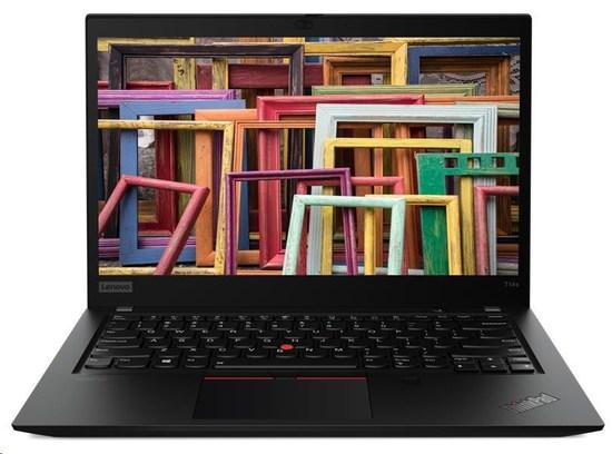 "LENOVO TP T14s - i5-10310U@1.6GHz vPro,14"" FHD touch,16GB,512SSD,HDMI,IR+HDcam,Intel HD,LTE,W10P,3r carryin"