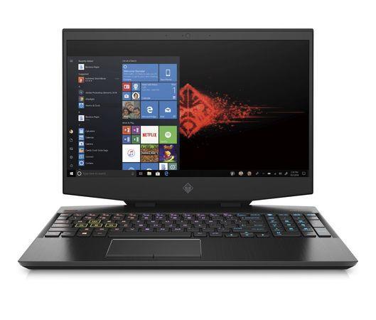 "HP NTB OMEN/15-dh1001nc/15,6"" IPS FHD AG/Core i7-10750H/32GB/512GB SSD+1TB/GF RTX 2070 Super 8GB/Win 10 Home/Shadow-blac, 1X2B4EA#BCM"