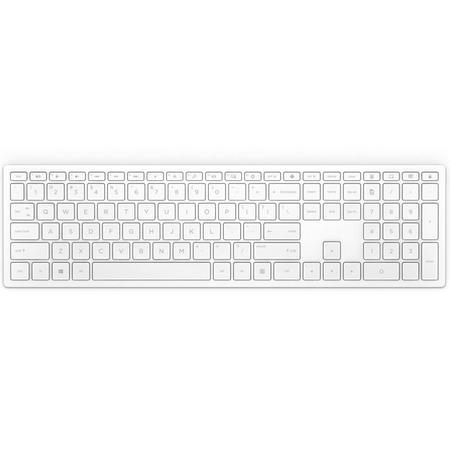 HP Pavilion Wireless Key 600 White DE, 4CF02AA#ABD
