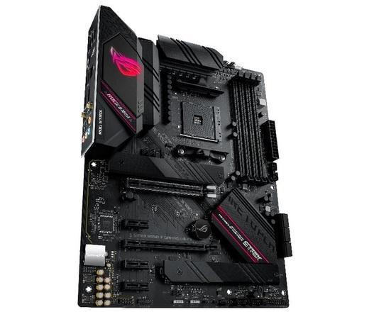 ASUS ROG STRIX B550-F GAMING (WI-FI) soc.AM4 B550 DDR4 ATX M.2 HDMI DP WF BT, 90MB14F0-M0EAY0