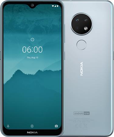 Nokia 6.2 4GB/64GB bílá