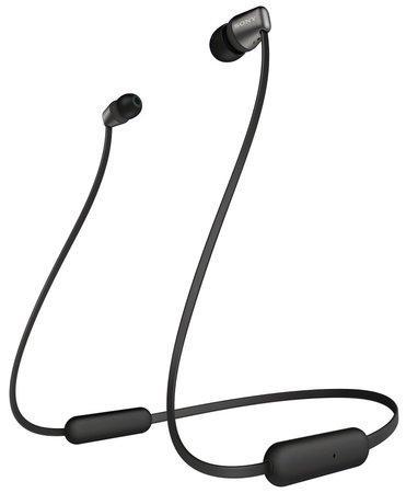 Sluchátka Sony WI-C310 - černá