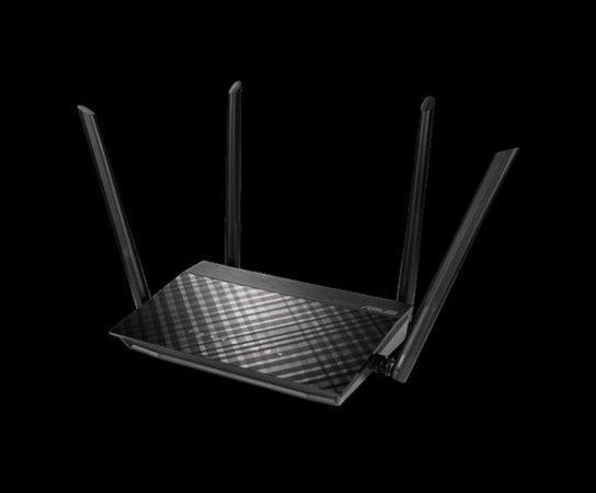 ASUS RT-AC57U V2 - Dual-band Wireless-AC1200 Gb